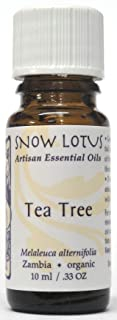 Snow Lotus Tea Tree Essential Oil Organic 10ml