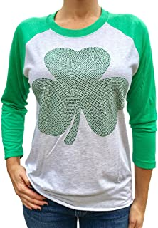 bling st patty's day shirts