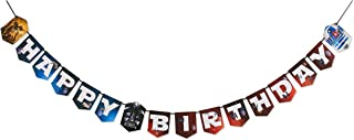 American Greetings Star Wars Birthday Party Banner, Multicolor