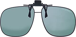 ColorVision Clip On Sunglasses 61 width lens - 4070K