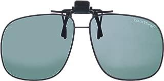 BluBlocker ColorVision Clip On Sunglasses 61 width lens - 4070K