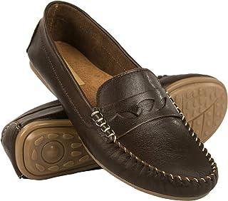 Zerimar Mocassins Femme | Mocassins en Cuir Femme | Loafers Mocassins Elegant Femme | Loafers Femme | Mocassins Confort Fe...