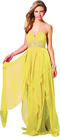 f14a5a7b16 Clarisse Strapless Prom Gown 17153