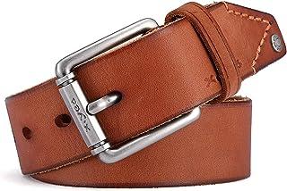 X.YES أحزمة جلدية كلاسيكية للرجال & PRO Men 40 مم حزام جلد للعمل
