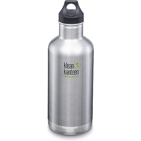 KLEAN KANTEEN Sports Water Bottle Stainless Steel 27 oz clean canteen Loop Top