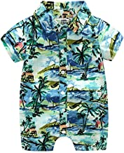 newborn hawaiian shirt