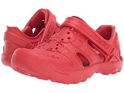 Teva Kids Omnium Drift (Toddler/Little Kid) (Firey Red) Kid