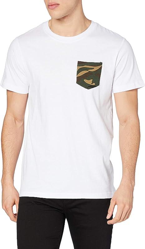 Urban Classics CAMO POCKET Shirt