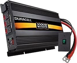 Battery-Biz DRINV3000 Black 3000 W High Powered Inverter