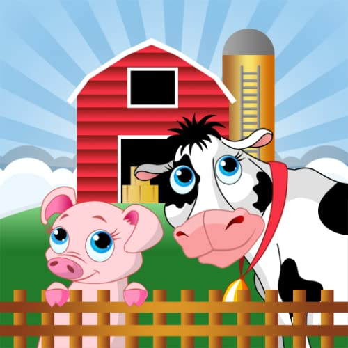 Farm Animals Digital Activity Pack: Games, Videos, Books, Photos & Interactive Play & Learn Activities for Kids from Mr. Nussbaum