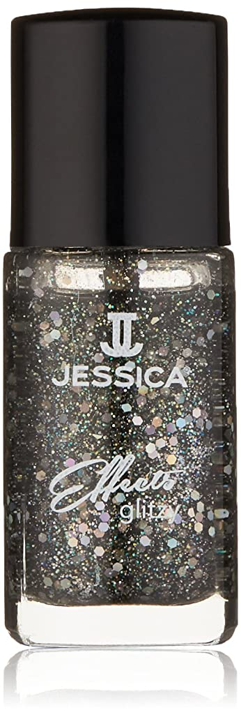 歩道食料品店顔料Jessica Effects Nail Lacquer - Sparkles - 15ml / 0.5oz