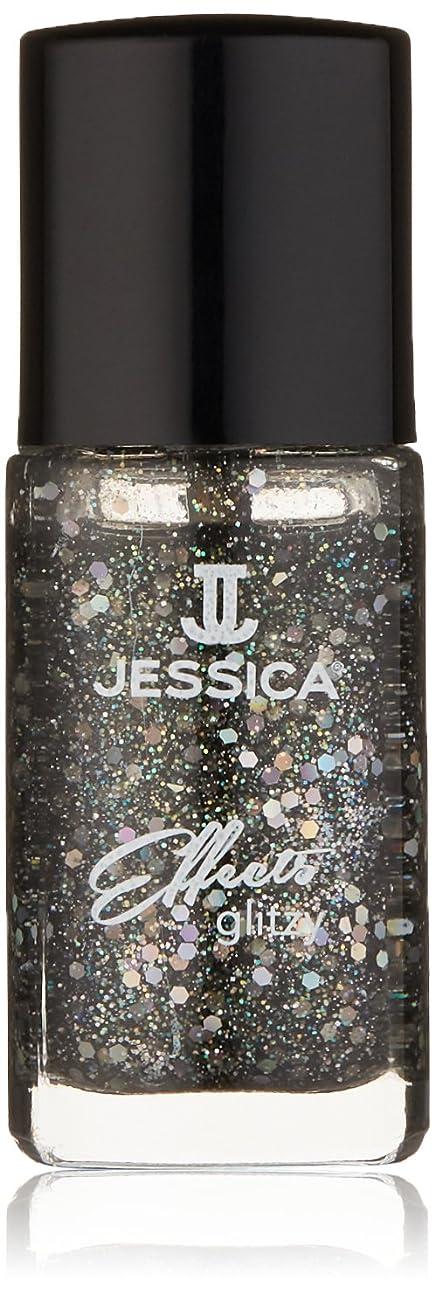 正しくキャンプ拮抗するJessica Effects Nail Lacquer - Sparkles - 15ml / 0.5oz