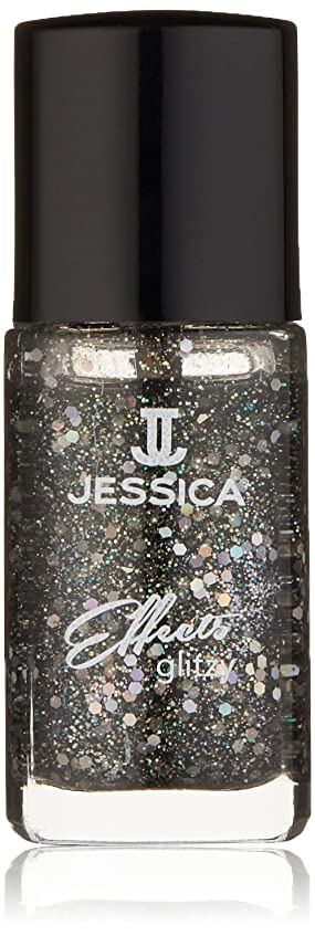 再生可能壊れた構成員Jessica Effects Nail Lacquer - Sparkles - 15ml / 0.5oz