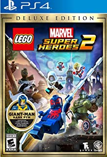 LEGO Marvel Superheroes 2 - Deluxe Edition - PlayStation 4