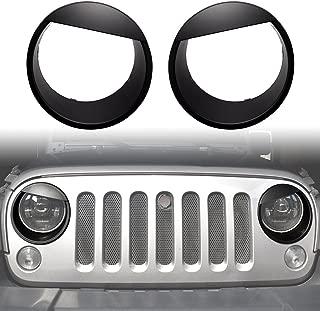 Best jeep headlight trim Reviews