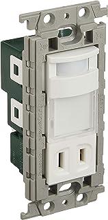 日本市場で強力 パナソニック(パナソニック)常夜灯、熱線センサー内蔵ホワイトWTF4065W