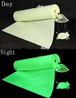 CHENGYIDA 20x30inch polyester glow in the dark cloth DIY Fabric patchwork Tissue Kids Baby Bedding Textile for sewing Tilda Doll