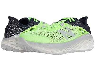 New Balance Fresh Foam More v2 (Energy Lime/Steel) Men