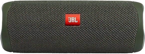 JBL FLIP 5 - Waterproof Portable Bluetooth Speaker - Green (New Model)