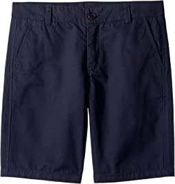Navy Shorts (Toddler/Little Kids/Big Kids)