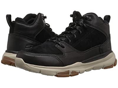SKECHERS Soven Vandor (Black) Men