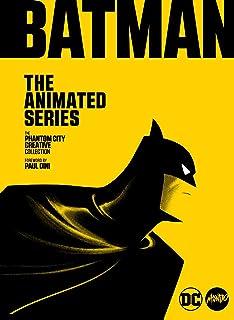 Batman: The Animated Series: The Phantom City Creative Collection