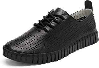 DREAM PAIRS Women's Breathable Sneaker Loafers Comfortable Flat Shoes Casual Slip-on Shoes