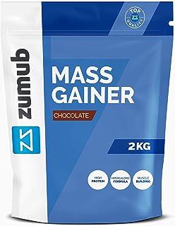 Zumub Mass Gainer 2kg (chocolate)