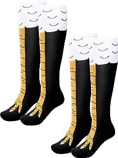 Best chicken feet socks Reviews