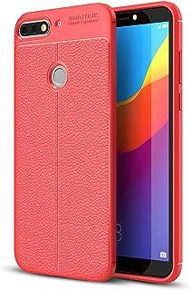 جراب TPU ناعم من السيليكون لهاتف Huawei Nova 2 Lite غطاء جراب لهاتف Huawei Nova 2 Lite LDN-LX2 / Y7 Pro 2018 LDN-L22 غطاء ...