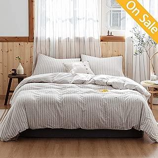 Best brown pinstripe comforter Reviews