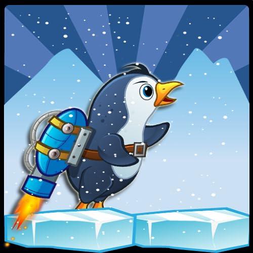 Super Penguin: tilt igloo