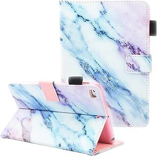 """iPad Mini Case, iPad Mini 2/3 Case, iPad Mini 4 Case, iPad Mini 5 Case, Fvimi Multi-Angle Viewing Folio Smart Leather Cover with Auto Sleep/Wake for 7.9"""" Apple iPad Mini 1/2/3/4/5, Marble"""