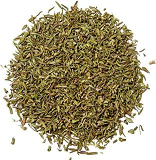 Thyme Leaf - 100% Natural - 1 lb (16oz) - Fancy Grade - EarthWise Aromatics