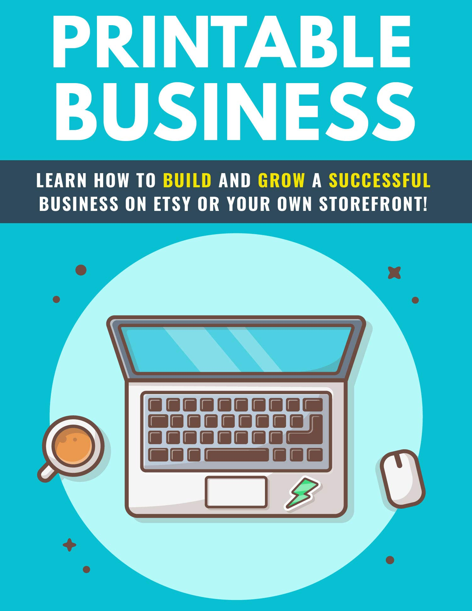 Printable Business: Launching Your Shop
