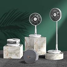 Elegear Ventilateur Silencieux à 9 VITESSES Ø11''/28CM Ventilateur sur Pied avec Télécommande et Minuterie Ventilateur de ...