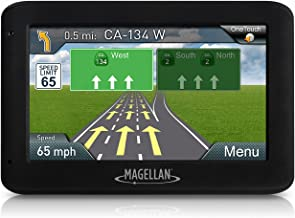 Magellan RoadMate 2520-LM 4.3in Touch Windshield Portable Vehicle Car GPS System (Renewed)