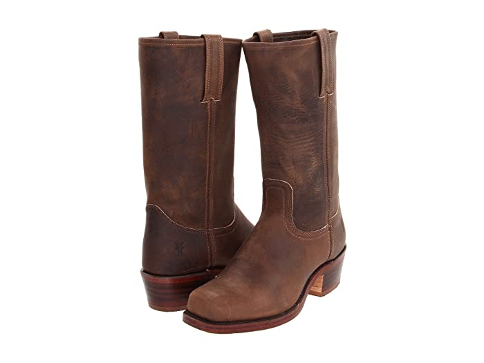 Frye  Cavalry 12L (Tan Leather) Mens Pull-on Boots