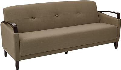 Amazon.com: Retro 3 Seater Sofa, Yellow: Home & Kitchen