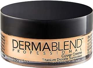 Dermablend Cover Creme Broad Spectrum SPF 30 (High Color Coverage) - Medium Beige 28g/1oz