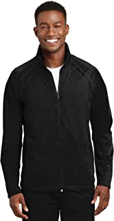 Sport-Tek Men's Tricot Track Jacket
