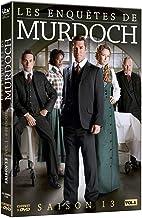 Les Enquêtes de Murdoch-Intégrale Saison 13-Vol. 1