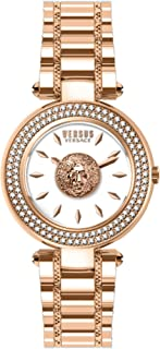 Versus Rose Gold Women's Watch VSP213618 Brick Lane