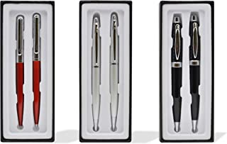 Pierre Cardin Deluxe Pen & Pencil Gift Set 3 Pack