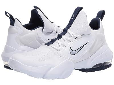 Nike Air Max Alpha Savage (White/Wolf Grey/Midnight Navy) Men