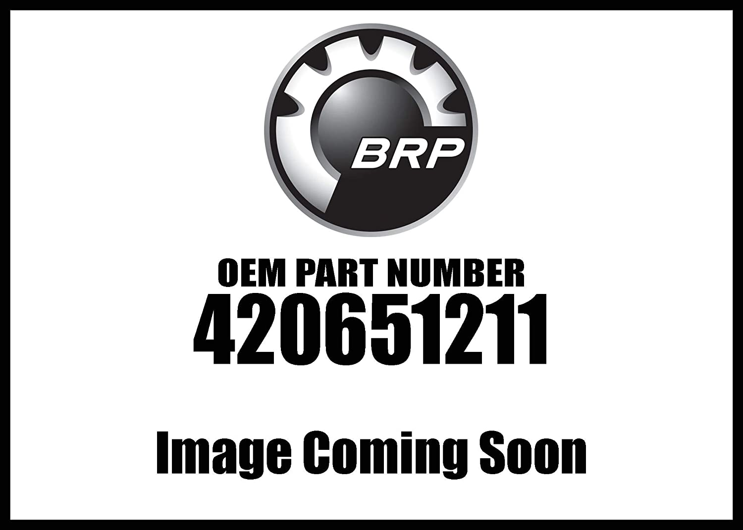 Can-Am 2008-2018 Bombing new work Outlander Ranking TOP1 800R Traxter Gasket New 420651211 Max