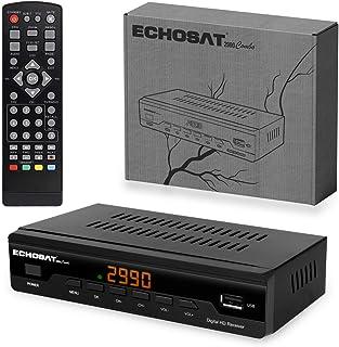 Kabelreceiver Kabel Receiver Receiver für digitales Kabelfernsehen 2990 Combo DVB C (HDTV ,DVB C / C2, DVB T/T2 , HDMI , SCART , USB 2.0 , WLAN optional) + HDMI Kabel