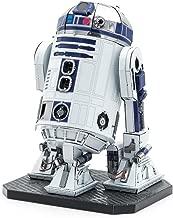 fascinations Metal Earth ICONX Star Wars R2-D2 Color 3D Metal Model Kit