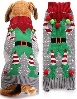 CAIYING Christmas Stop Elfing Around Printed Family Matching Pajama PJ Sets