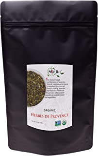 The Spice Hut Organic Herbes De Provence Seasoning, A Light & Floral Seasoning for Vegetables & Roasted Potatoes, 14 ounce